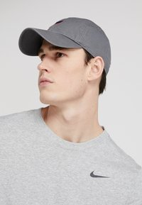 Nike Sportswear - FUTURA WASHED - Cap - iron grey - 1