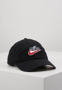 Nike Sportswear - FUTURA HERITAGE - Kšiltovka - black - 0
