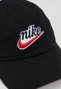 Nike Sportswear - FUTURA HERITAGE - Kšiltovka - black - 2