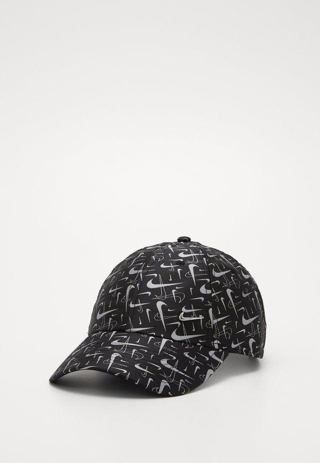 Gorra - black/white