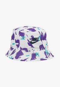 Nike Sportswear - BUCKET FESTIVAL - Hoed - white/obsidian - 5