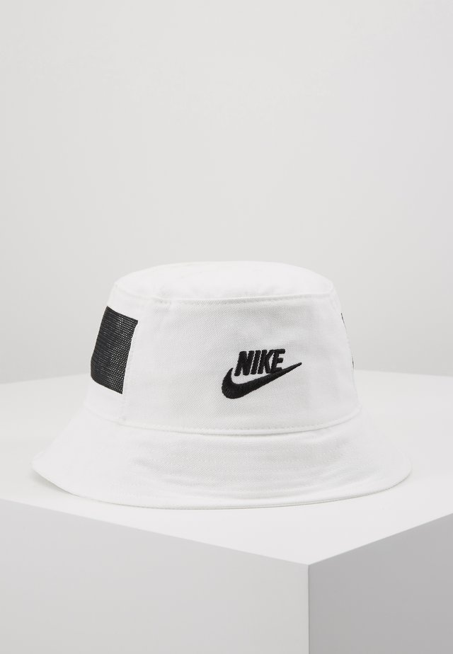 BUCKET FUTURA - Chapeau - white