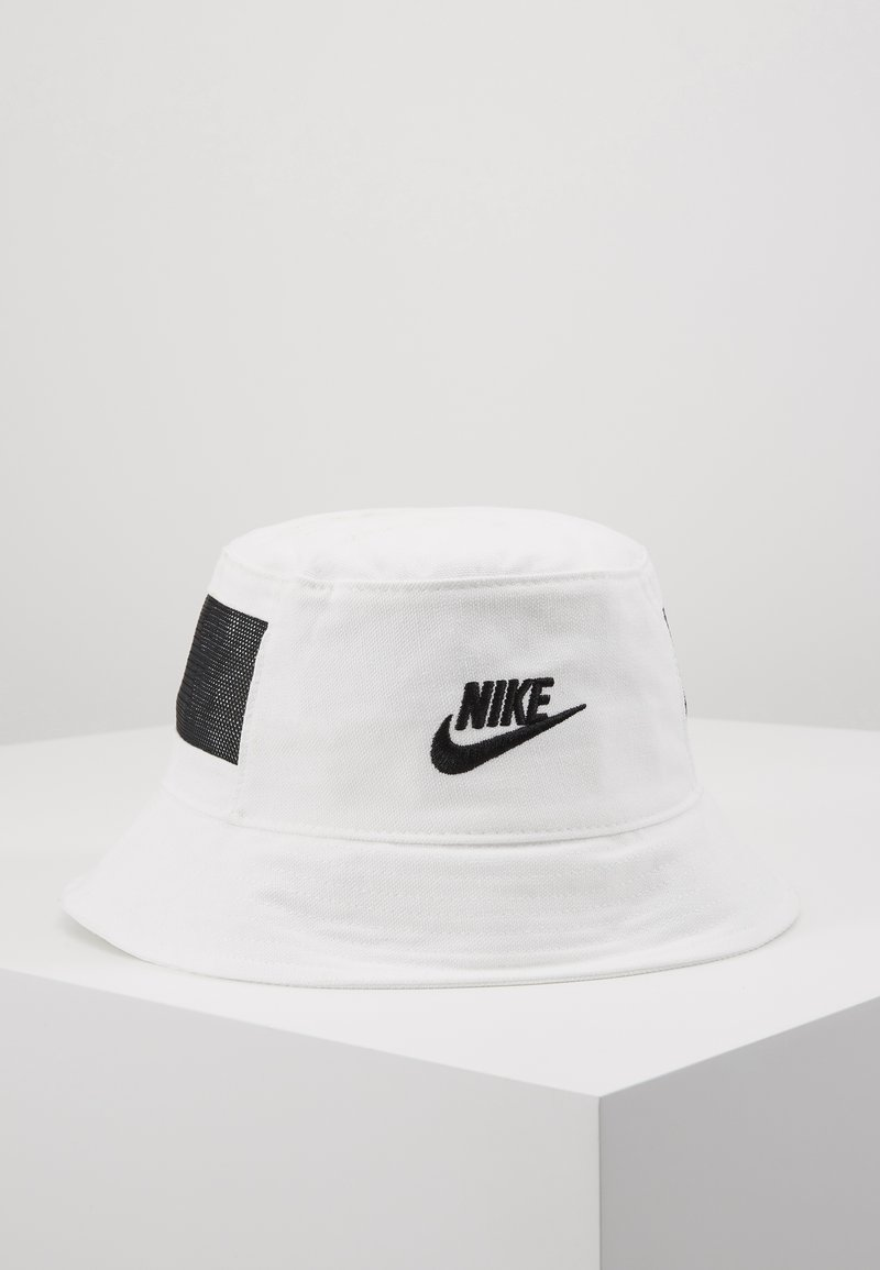 Nike Sportswear - BUCKET FUTURA - Kapelusz - white