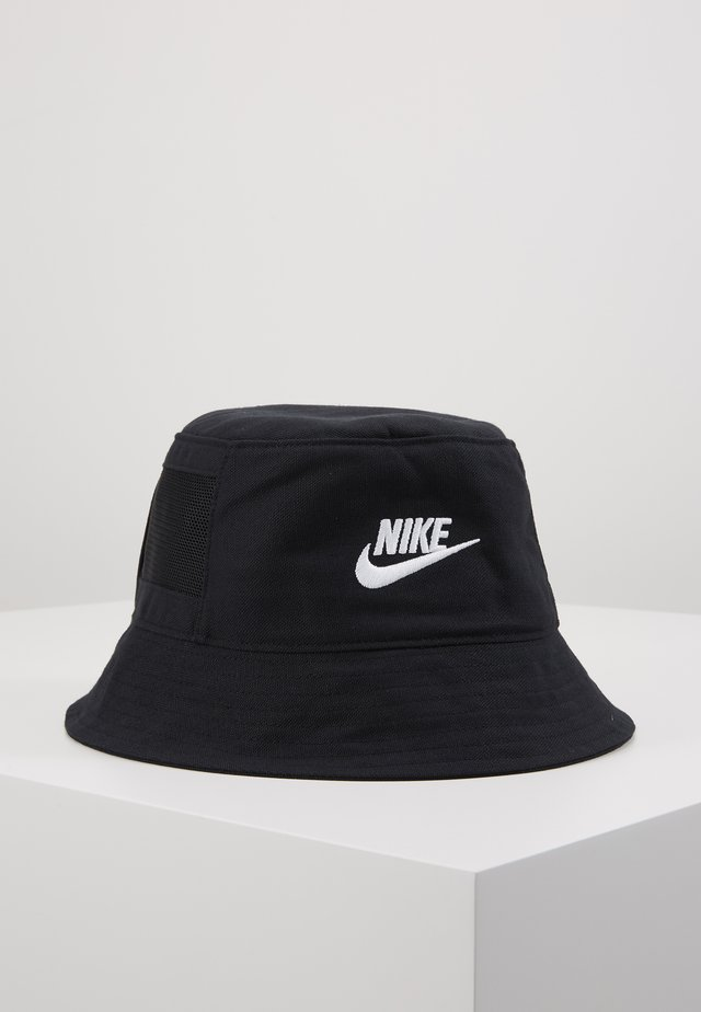 BUCKET FUTURA - Hat - black