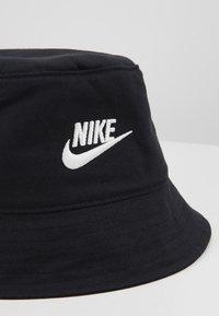 Nike Sportswear - BUCKET FUTURA - Klobouk - black - 2