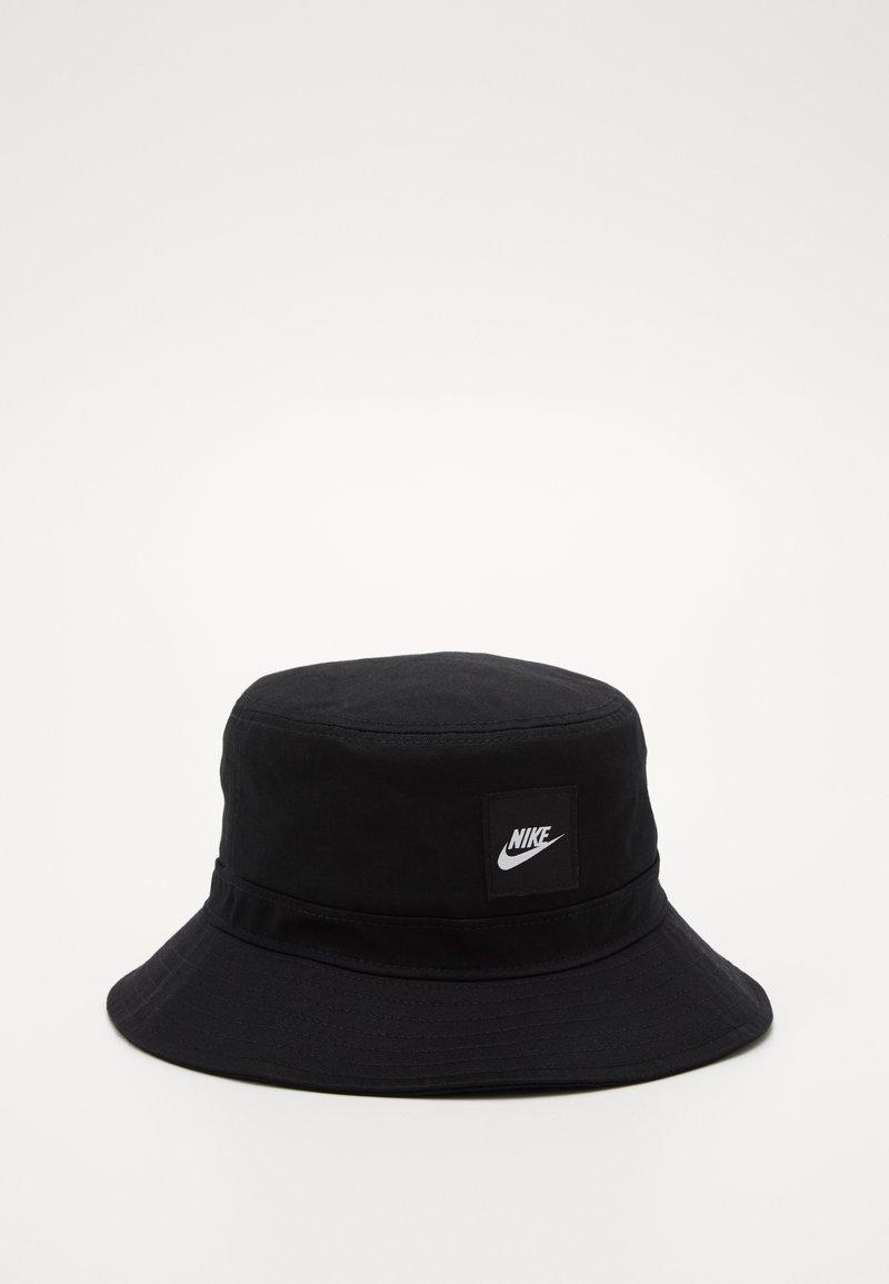 Nike Sportswear - BUCKET CORE - Hatt - black