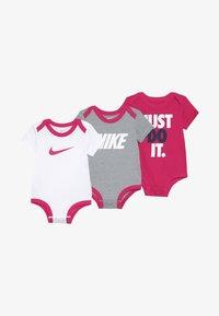 Nike Sportswear - BABY 3 PACK - Body - rush pink - 3