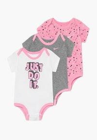 Nike Sportswear - DOT BABY 3 PACK - Body - pink - 0
