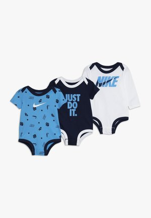 ICON BABY 3 PACK  - Body - midnight navy