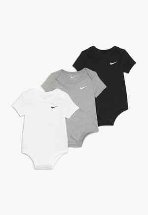 BABY 3 PACK - Body - black