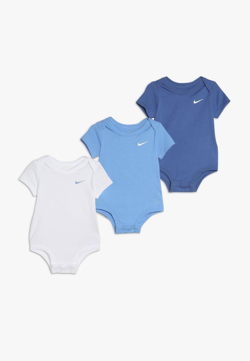 Nike Sportswear - BABY 3 PACK - Body - university blue