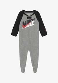Nike Sportswear - BABY  - Pyžamo - grey heather - 3