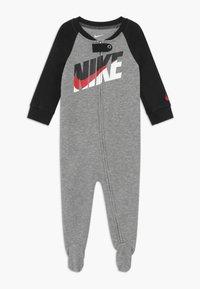 Nike Sportswear - BABY  - Pyžamo - grey heather - 0