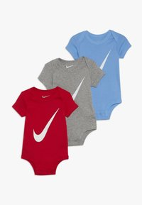 Nike Sportswear - BABY 3 PACK - Geboortegeschenk - university red - 0