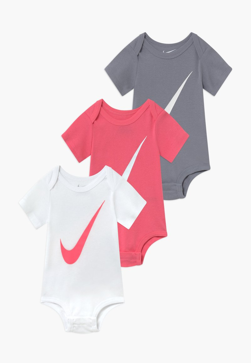 Nike Sportswear - BABY 3 PACK - Geboortegeschenk - pink/white