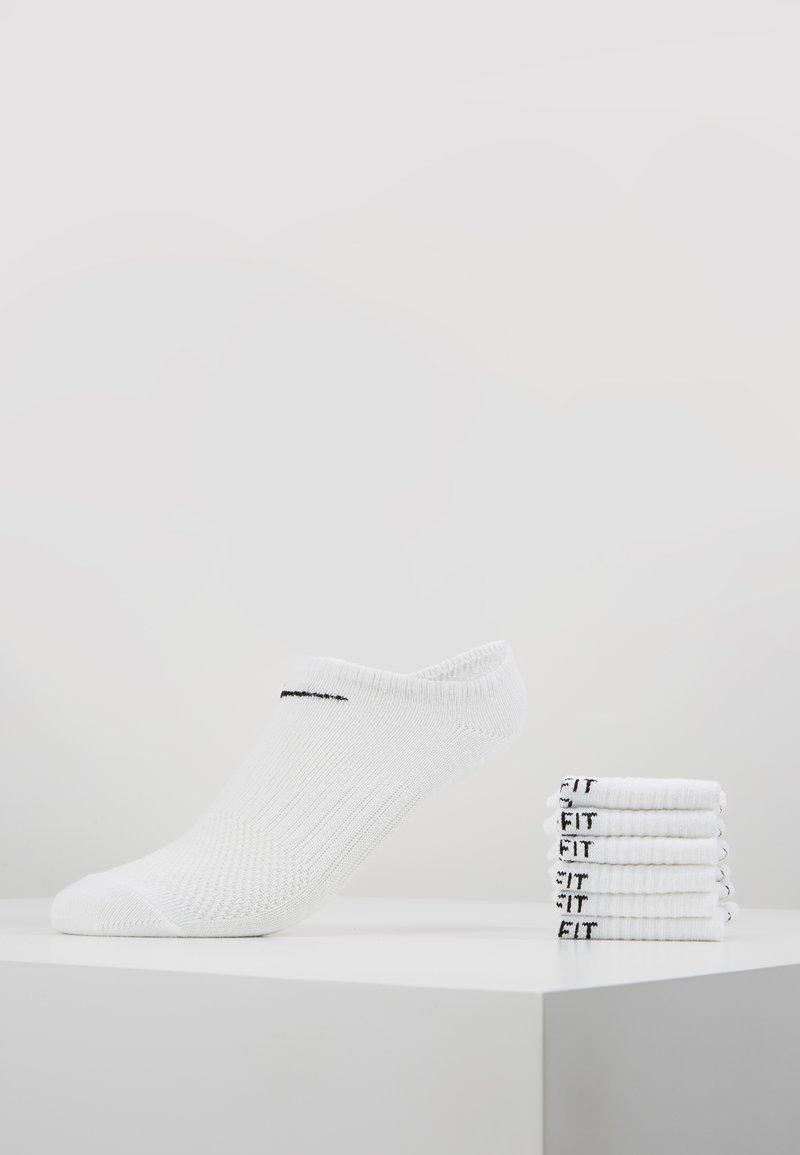 Nike Sportswear - EVERYDAY - Strømper - white/black