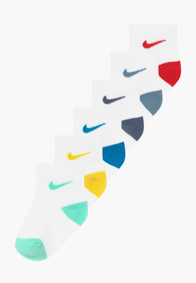 Nike Sportswear - ANKLE BABY 6 PACK - Socks - multi-colored