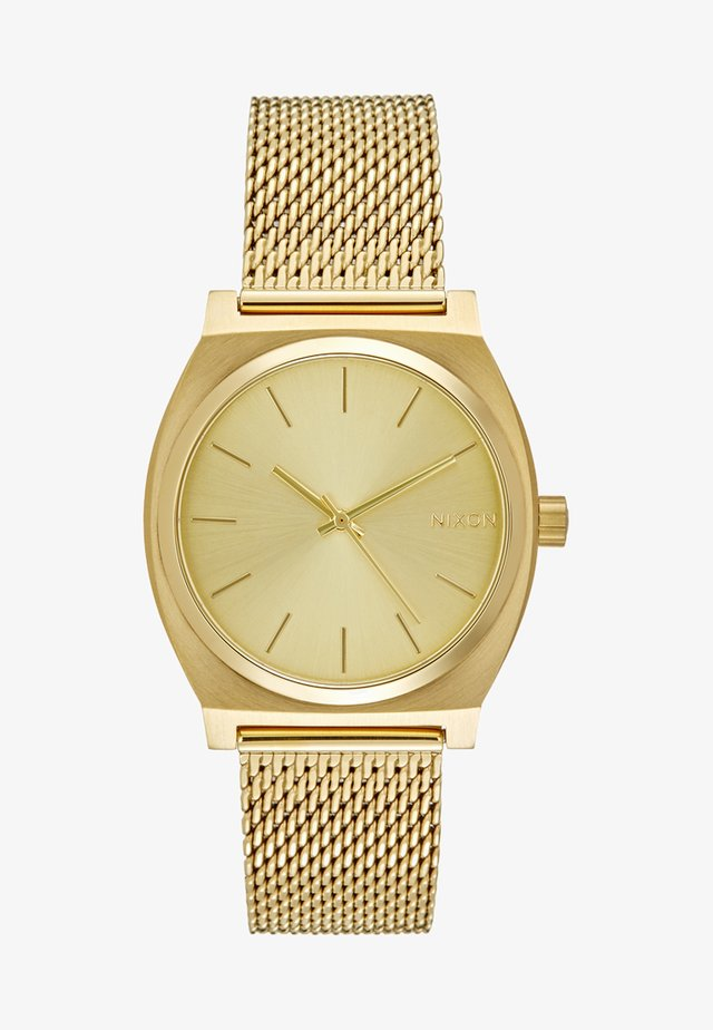 TIME TELLER MILANESE - Watch - gold-coloured