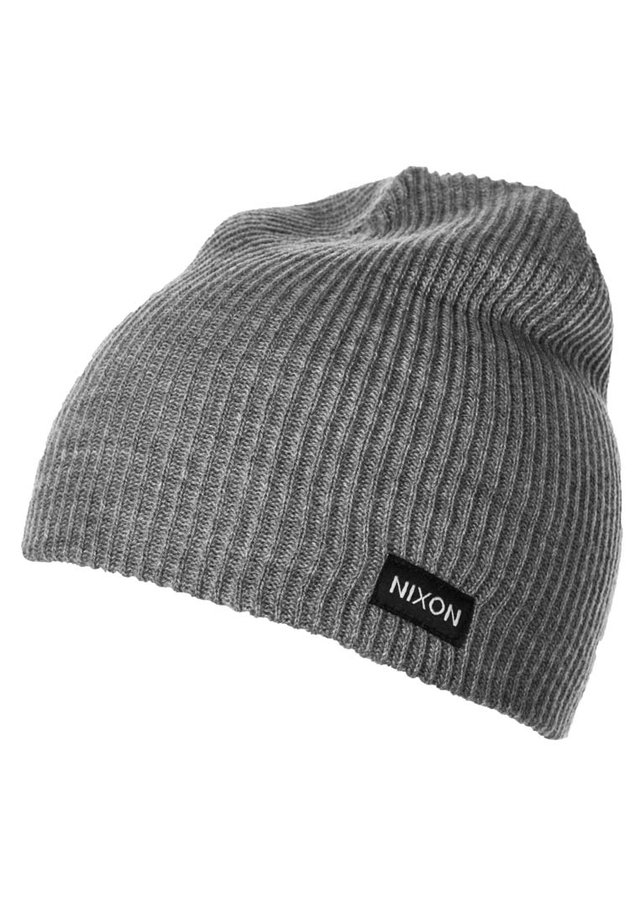 COMPASS - Beanie - charcoal heather