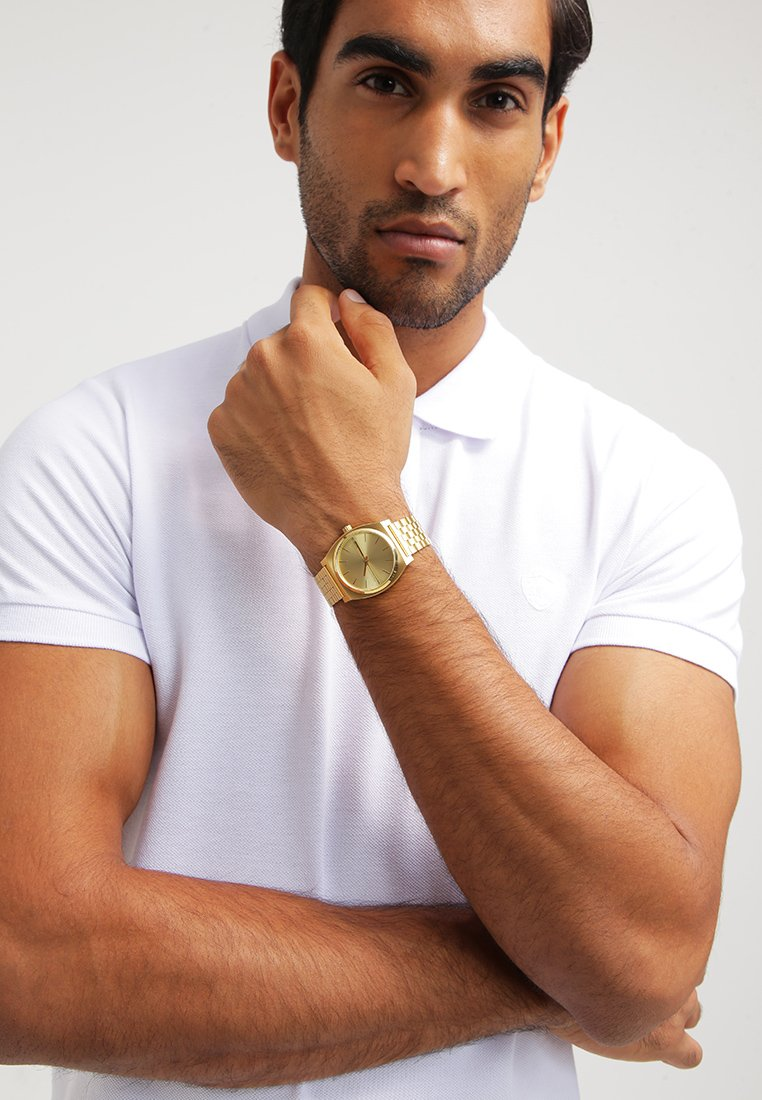 Nixon - TIME TELLER - Watch - gold-coloured