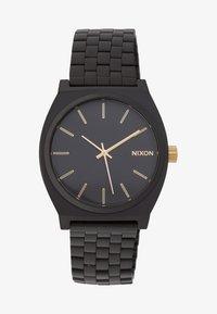 Nixon - TIME TELLER - Horloge - matte black/gold-coloured - 2
