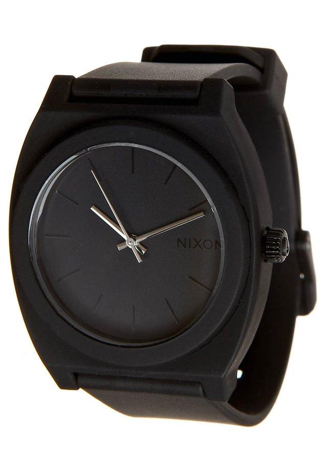TIME TELLER  - Watch - matte black