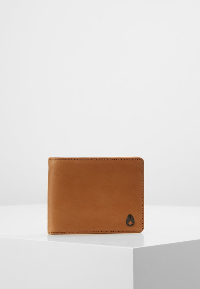 CAPE COIN - Wallet - saddle