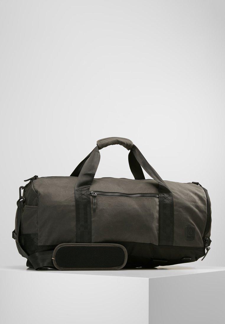 Nixon - PIPES 35L DUFFLE - Weekend bag - black