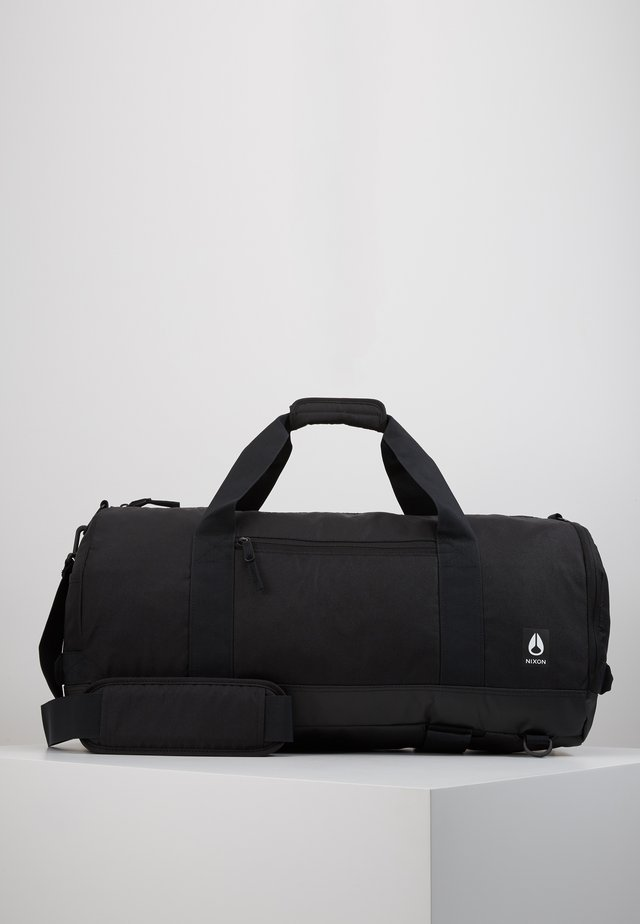 PIPES DUFFLE - Borsa da viaggio - black