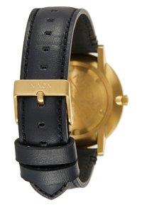 Nixon - PORTER - Montre - gold-coloured/black - 2