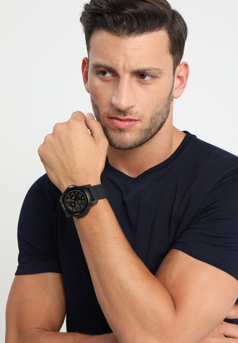 Nixon - MISSION - Smartwatch - all black