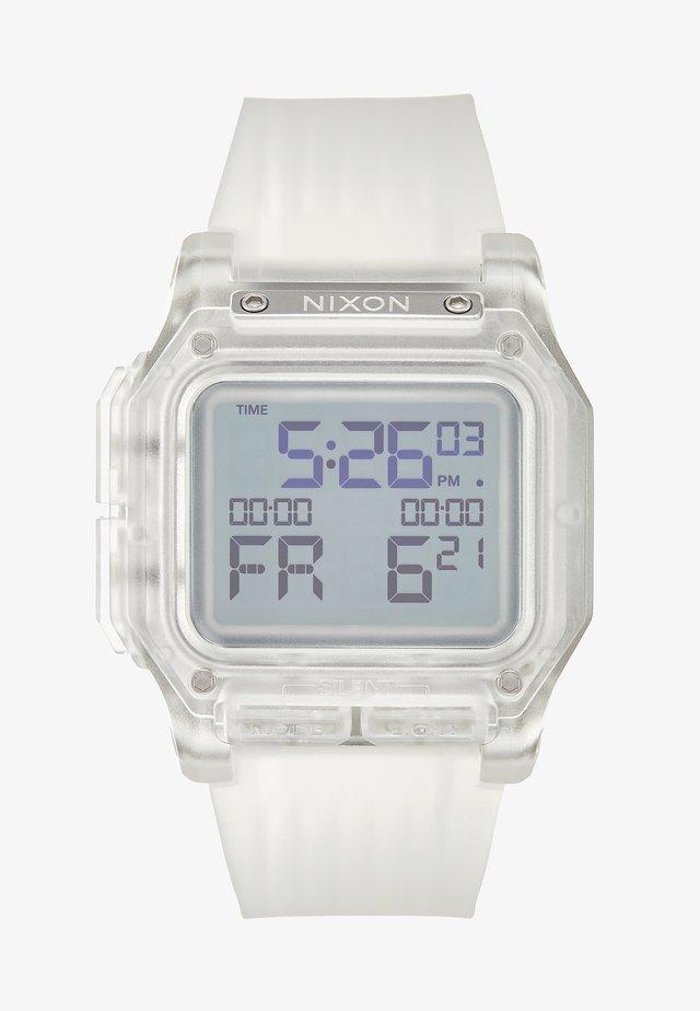 REGULUS - Digital watch - clear