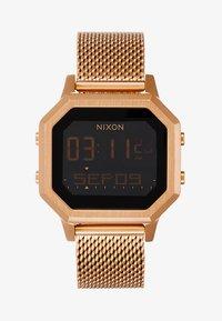 Nixon - SIREN LUX - Orologio digitale - all rose gold-coloured - 2