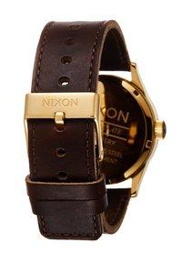 Nixon - SENTRY - Montre - gold-coloured/navy - 1