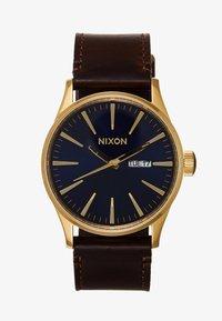Nixon - SENTRY - Montre - gold-coloured/navy - 0