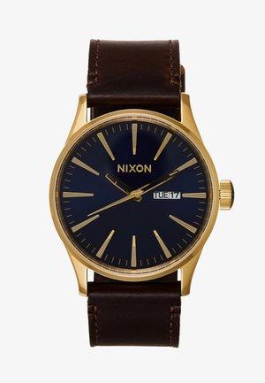 SENTRY - Montre - gold-coloured/navy