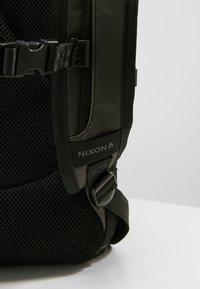 Nixon - SCRIPPS BACKPACK - Rucksack - black - 6