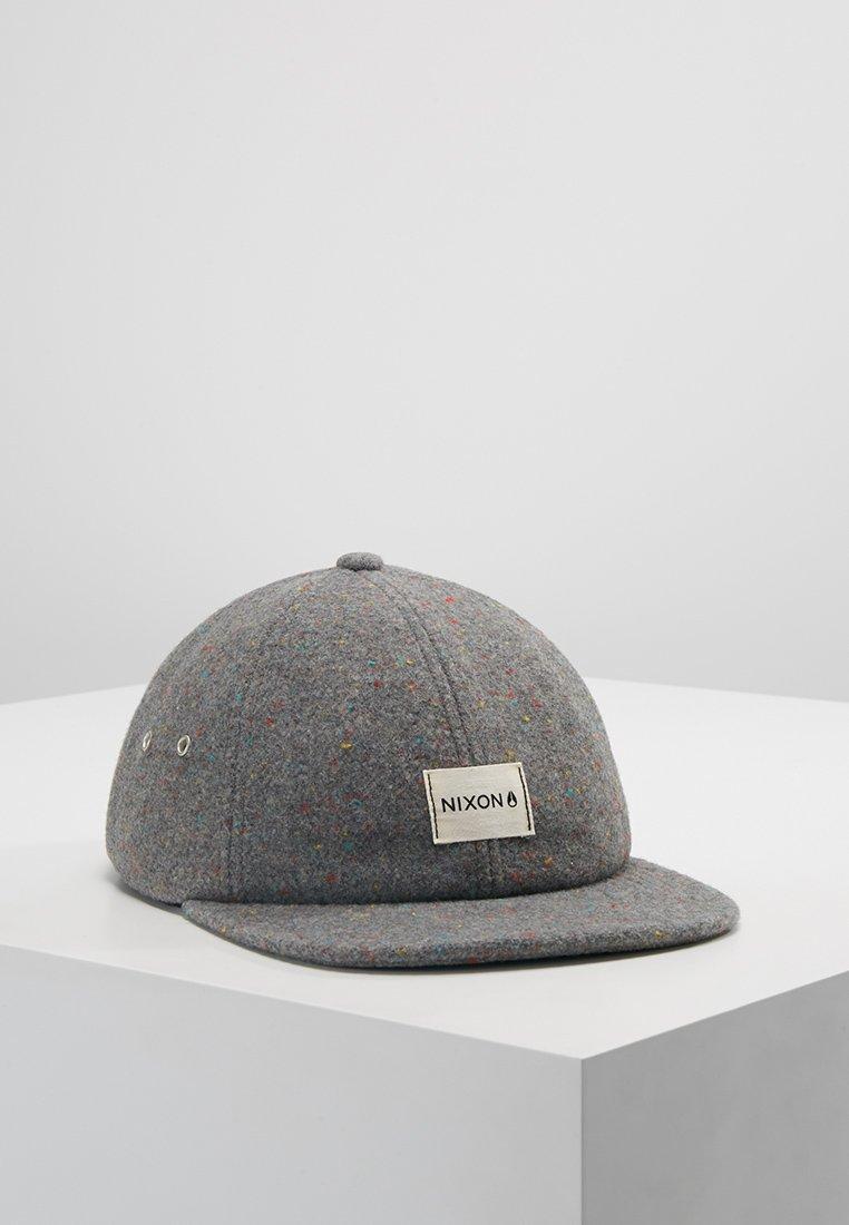 Nixon - SESPE SNAPBACK - Casquette - gray speckle