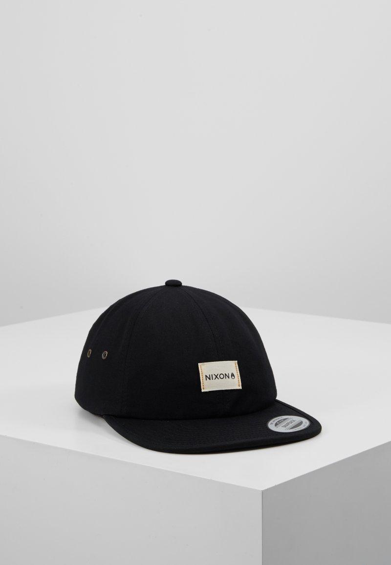 Nixon - SESPE SNAPBACK - Caps - black