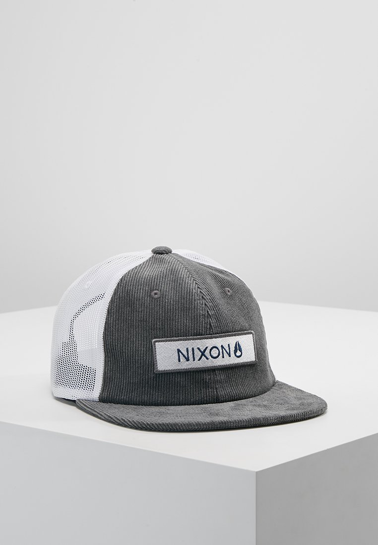 Nixon - GOLETA TRUCKER - Pet - gray