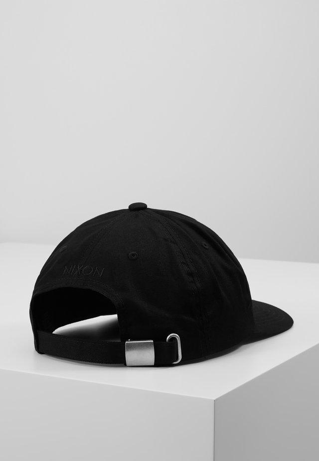 PREP STRAPBACK - Casquette - black