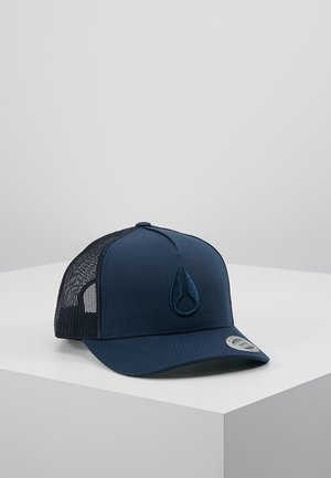 ICONED TRUCKER - Cap - all navy