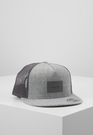 TEAM TRUCKER HAT - Cap - heather gray
