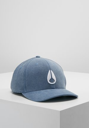 DEEP DOWN ATHLETIC - Caps - blue