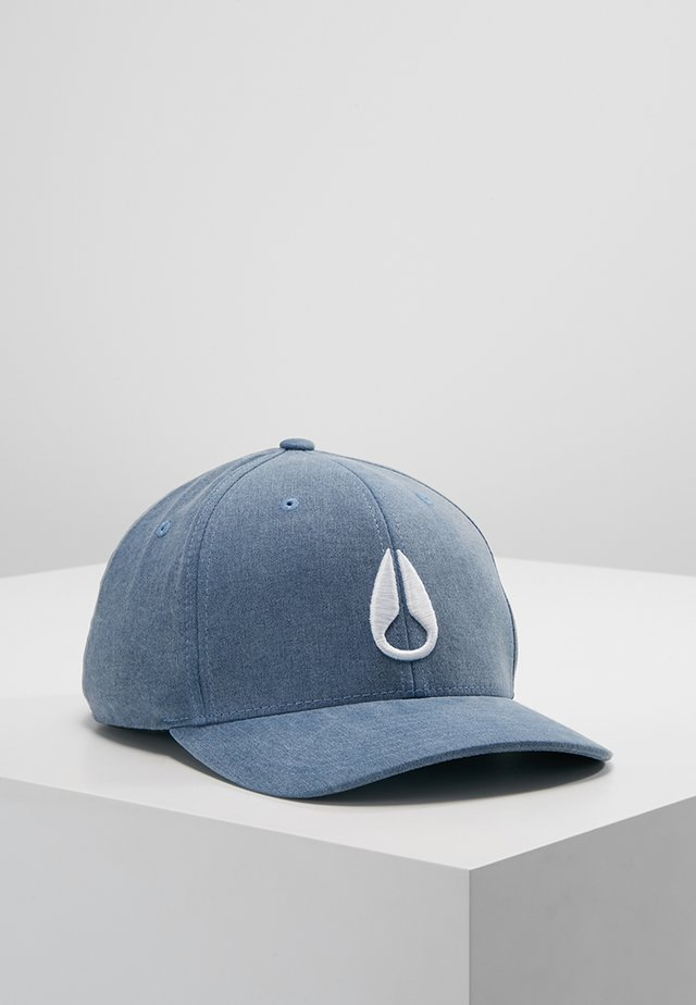 DEEP DOWN ATHLETIC - Cap - blue