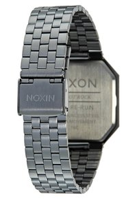 Nixon - RE-RUN - Montre à affichage digital - gunmetal - 3