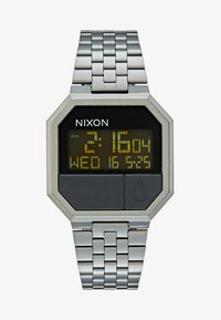 Nixon - RE-RUN - Montre à affichage digital - gunmetal - 2