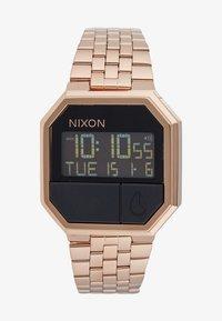Nixon - RE-RUN - Digitaal horloge - rose gold - 2