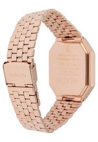 Nixon - RE-RUN - Digitaal horloge - rose gold - 3