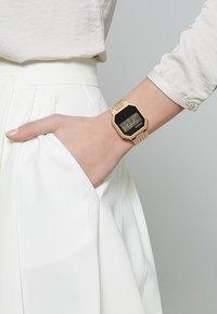 Nixon - RE-RUN - Digitaal horloge - rose gold - 1